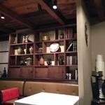 ジャルディーノ蒲生 - 店内の雰囲気