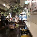 J.S. BURGERS CAFE - 注文カウンター