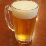 一鶴 - 生ビールが合うよねぇ