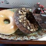クリスピー・クリーム・ドーナツ - 三種類のドーナツ