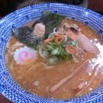 麺屋 にぼすけ本舗 - 海老そば味噌