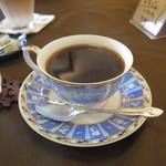 香のん - ドリンク写真:トラジャ500円