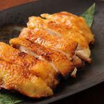 よいよい - 大山地鶏のモモ焼き