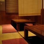 居酒屋 さんばん - 内観写真:座敷(堀ごたつ)