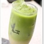 喫茶室ルノアール -  アイス宇治抹茶ミルク