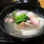 日本料理 旬坊 - のっぺ汁