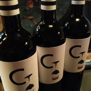 カジュアルなワインが豊富!!