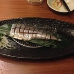 和民 - 炙りしめ鯖