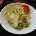 寿司の大将 - サラダ