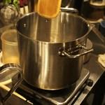 ファーム - 毎日45人分カレーを作る鍋
