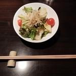 中屋 - サラダ