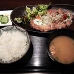 中屋 - チキン南蛮定食