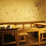 武蔵野カンプス - 愉しい壁の落書き=2014年1月