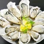 ロッカッチョ - ぷりぷりの生牡蠣