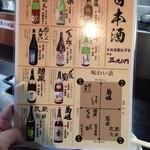 23992578 - 日本酒力入れています。