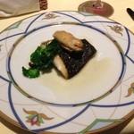 フォアゾン - 魚料理(シェフのおすすめBコース)