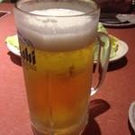 23992762 - 生ビール中 スーパードライ