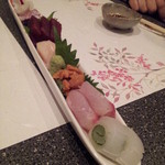 きひろ - 料理写真:お造り盛り合わせ2014,1