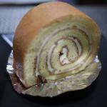 シトロン・シュクレ - レモンのロールケーキ 320円