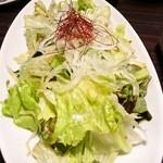 琉味 - チョレギサラダ