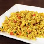 南インド料理ダクシン - マドラス地方卵炒め