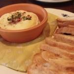 黒板キッチン niko - 焼きカマンベールチーズ