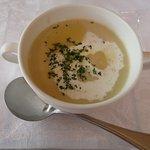 レ・スリジェ - おすすめ&スペシャルのスープ(ポテト)
