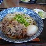 肉うどん 野島 -