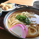 車井戸 - 料理写真:とり天定食