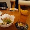 居酒屋 呑ん喜 - 料理写真:ビール \450