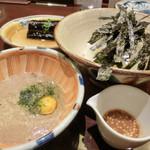 田中田 - 自然薯ご飯