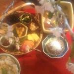 露瑚 - 【お手軽ランチ】2000円(税込)限定30食です