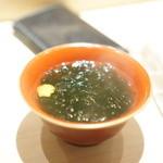 鮨 行天 - 絶品のお椀