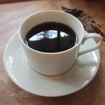 モグラ食堂 - ブレンドコーヒー