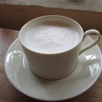 モグラ食堂 - ハニーミルク(HOT)