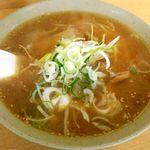 かまだ屋 - 味噌ラーメン 2014/1/27ver