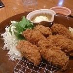 大戸屋 - 広島産牡蠣フライ6個盛り