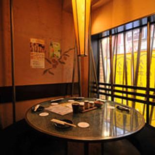 【★限定1組★】独立・円卓ソファー半個室