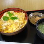 24007879 - 名古屋コーチン親子丼