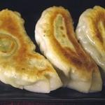 麺屋 文太 - 餃子3ケ¥250