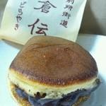 御菓子司喜八 - どらやき(鎌倉伝)