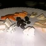 Dining Bar Sui - チーズ盛り合わせ