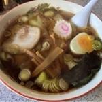 謙信亭 - 料理写真:「ワンタンメン」650円