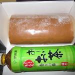 キャラメル - いちごロールケーキ\1,350(税込)