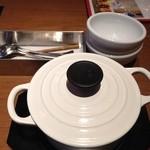Soup&cafe たらTaRa  - 豆乳スープ900円