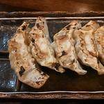 下町の空 - 餃子一人前99円(安い)