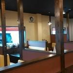 下町の空 - 店内写真(広いお店)