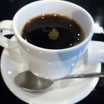 24010981 - 土曜牛タン定食、食後のコーヒーはサービス♪