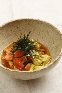 ココカラforest - アボカドとトマトのユッケ 750円