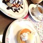 めーぷる - メイプルとチョコのホットケーキ♡